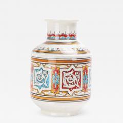 Atlas Showroom Moroccan Multicolor Handcrafted Ceramic Vase - 1063426