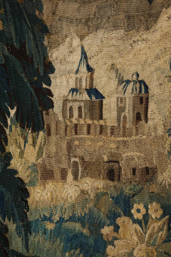 Aubusson 18th Century Tapestry - 1879446