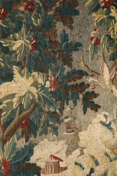 Aubusson 18th Century Tapestry - 1879474