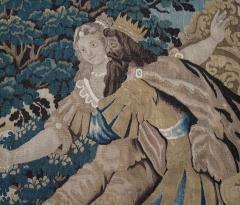 Aubusson Atelier 17th Century Mythological Aubusson Tapestry The Rape of Proserpina  - 1153269