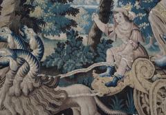 Aubusson Atelier 17th Century Mythological Aubusson Tapestry The Rape of Proserpina  - 1153270