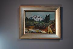 August Chabaud Expressionist August Chabaud Painting - 1051472