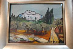 August Chabaud Expressionist August Chabaud Painting - 1051474