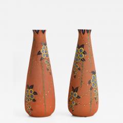 Auguste Heiligeinsten Pair of Large Auguste Heiligeinsten for Leune Vases - 459458