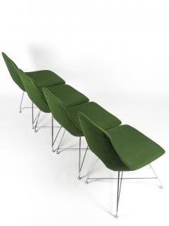 Augusto Bozzi 4 Aster chairs by for Saporiti 1954 - 887367