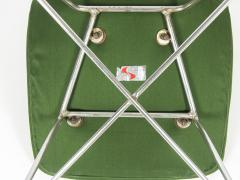 Augusto Bozzi 4 Aster chairs by for Saporiti 1954 - 887373