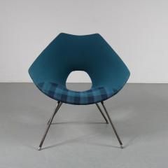 Augusto Bozzi Augusto Bozzi Easy Chair for Saporiti Italy 1950 - 1145267