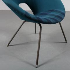 Augusto Bozzi Augusto Bozzi Easy Chair for Saporiti Italy 1950 - 1145272
