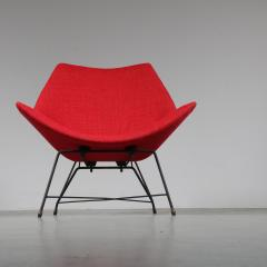 Augusto Bozzi Kosmos Chair by Augusto Bozzi for Saporiti Italy 1954 - 1140055