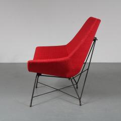 Augusto Bozzi Kosmos Chair by Augusto Bozzi for Saporiti Italy 1954 - 1140056
