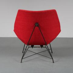 Augusto Bozzi Kosmos Chair by Augusto Bozzi for Saporiti Italy 1954 - 1140057