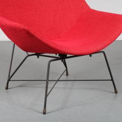 Augusto Bozzi Kosmos Chair by Augusto Bozzi for Saporiti Italy 1954 - 1140061