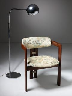 Augusto Savini Pair of Pamplona Chairs by Augusto Savini for Pozzi - 1161779