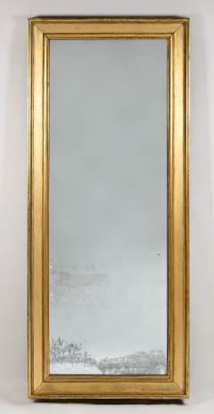 Augustus F Cammeyer Labeled Classical Giltwood Mirror - 357517