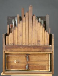 Augustus P Pfaff Philadelphia Automaton Organ Clock - 332508
