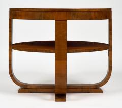 Austrian Biedermeier Style Art Deco Gueridon - 597922