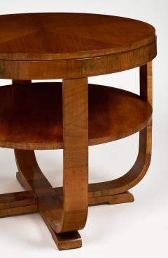 Austrian Biedermeier Style Art Deco Gueridon - 597929