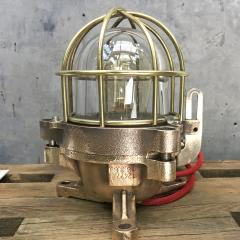 Authentic industrial Flameproof Bronze Table Lamp - 1020448
