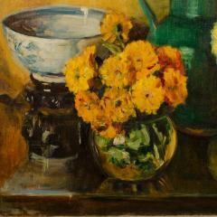 Avis L McClean Avis L McClean American Mid 20th Century Bouquet - 1895636
