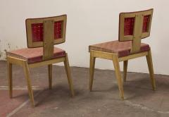 Awesome pair of French fifties chairs - 1912754
