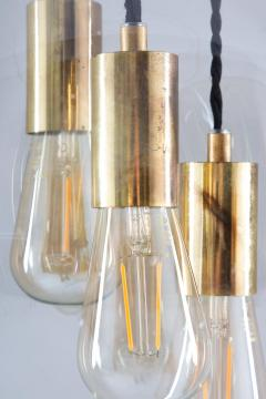 Axel Anell Swedish Midcentury Ceiling Lamps by AOS for Axel Anell - 1396734