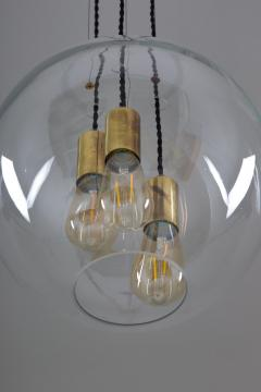 Axel Anell Swedish Midcentury Ceiling Lamps by AOS for Axel Anell - 1396736