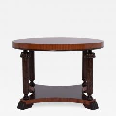 Axel Einar Hjorth Axel Einar Hjort attributed Swedish Grace coffee table 1930s - 1693643