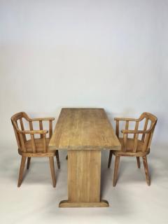 Axel Einar Hjorth Axel Einar Hjorth Dining Table Model Sport Nordiska Kompaniet 1933 - 1613830