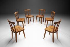 Axel Einar Hjorth Axel Einar Hjorth Ut Dining Chairs for Nordiska Kompaniet Sweden 1930s - 2039716