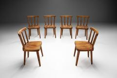 Axel Einar Hjorth Axel Einar Hjorth Ut Dining Chairs for Nordiska Kompaniet Sweden 1930s - 2039717