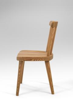 Axel Einar Hjorth Axel Einar Hjorth for Nordiska Kompaniet Pair of Swedish Solid Pine Ut Chairs - 1039460