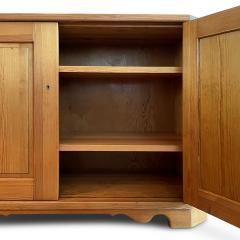 Axel Einar Hjorth Cabinet Sideboard in Pine by Axel Einar Hjorth for Nordiska Kompaniet - 2076563