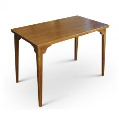 Axel Einar Hjorth Pair of Side Tables Consoles with Raked Legs in Pine by Axel Einar Hjorth - 762469