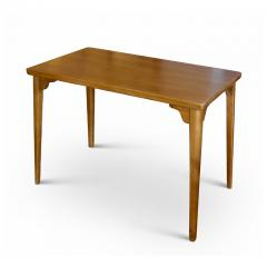 Axel Einar Hjorth Pair of Side Tables Consoles with Raked Legs in Pine by Axel Einar Hjorth - 762470