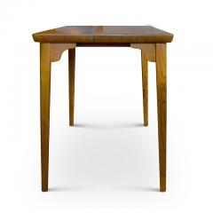 Axel Einar Hjorth Pair of Side Tables Consoles with Raked Legs in Pine by Axel Einar Hjorth - 762472