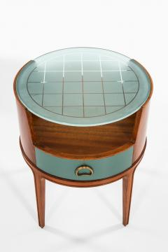 Axel Larsson Bedside Side Tables Produced by Bodafors - 1977665