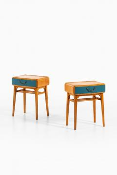 Axel Larsson Bedside Tables Produced by Bodafors - 1973597