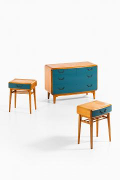Axel Larsson Bedside Tables Produced by Bodafors - 1973599