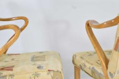 Axel Larsson Rare Pair of Armchairs by Axel Larsson for Bodafors 1936 - 1147309