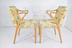 Axel Larsson Rare Pair of Armchairs by Axel Larsson for Bodafors 1936 - 1147312