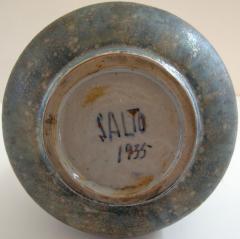 Axel Salto Axel Salto Rare Studio Vase - 401173