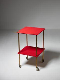 Azucena Cart Model T9 by Luigi Caccia Dominioni for Azucena - 1565833