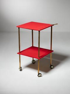 Azucena Cart Model T9 by Luigi Caccia Dominioni for Azucena - 1565834