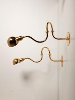 Azucena Pair of Tromba Wall Lamps by Luigi Caccia Dominioni for Azucena - 1587497