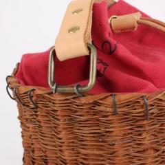 B n dicte Magnin Robert Bespoke Leather and Willow Bark Crossbody Bag Le D bonnaire - 1681675