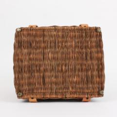 B n dicte Magnin Robert Bespoke Leather and Willow Bark Handbag Le Pr cieux - 1681633