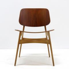 B rge Mogensen B rge Mogensen Dining Chairs Model 122 1950 - 952149