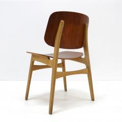 B rge Mogensen B rge Mogensen Dining Chairs Model 122 1950 - 952152