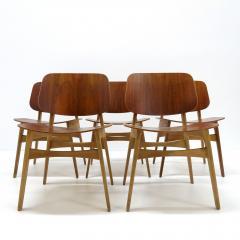 B rge Mogensen B rge Mogensen Dining Chairs Model 122 1950 - 952156
