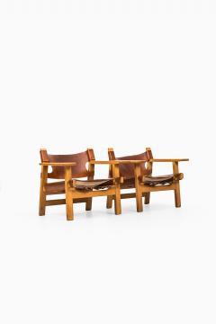 B rge Mogensen B rge Mogensen Easy Chairs model 226 - 629464